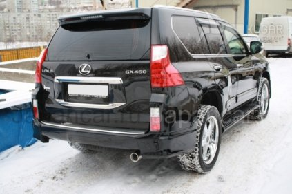 Губа на Lexus GX460 во Владивостоке