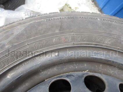 Летниe шины Yokohama 175/65 15 дюймов б/у во Владивостоке