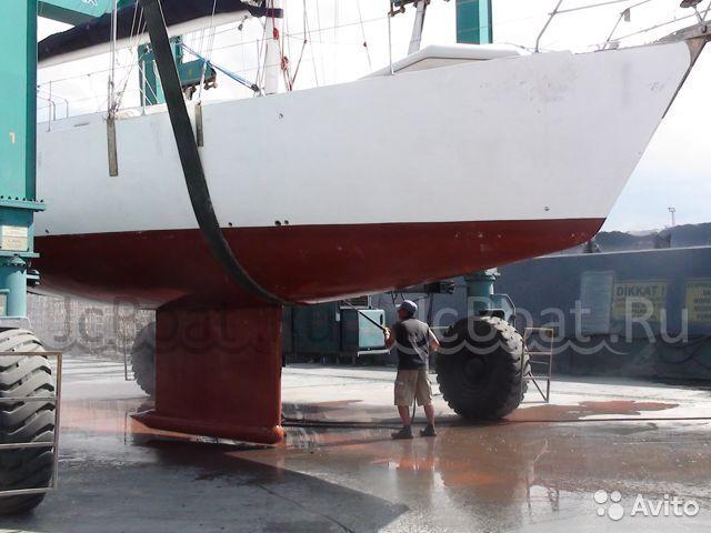 яхта парусная  VAN DE STADT 46 2015 года