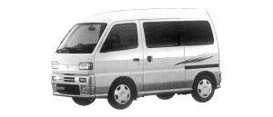 Suzuki Every JOY POP TURBO 1998 г.