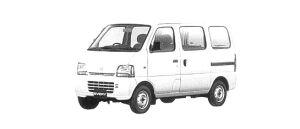 Suzuki Every PA HIGH ROOF 2001 г.
