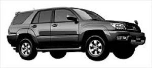 Toyota Hilux Surf 4WD SSR-X 2.7 Gasoline 2003 г.