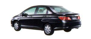 Honda Fit Aria 1.5W FF 2007 г.