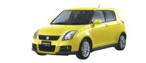 Suzuki Swift Sport 2006 г.