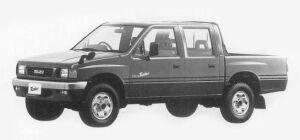 Isuzu Rodeo SUPER DOUBLE CAB 1993 г.