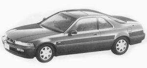Honda Legend COUPE B 1993 г.