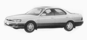 Toyota Camry Prominent G 4WS 1993 г.