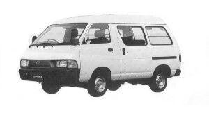 Toyota Townace VAN 2WD HIGH ROOF 4DOOR 2000 DIESEL GL 1992 г.
