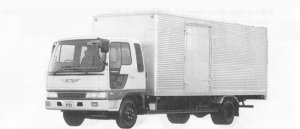 Hino Ranger CRUISING FD 3.75T 1990 г.