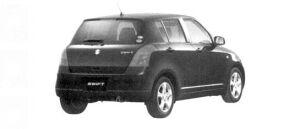 Suzuki Swift 1.5 XS 2004 г.