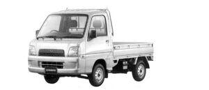 Subaru Sambar Truck TC Super Charger 2004 г.