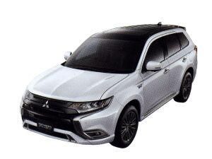 Mitsubishi Outlander PHEV S Edition 2020 г.