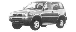 Nissan Mistral 2DOOR TYPE R 1997 г.