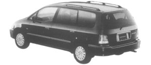 Honda Odyssey L 1997 г.