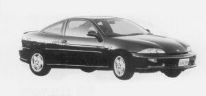 Toyota Cavalier COUPE 2.4S 1999 г.