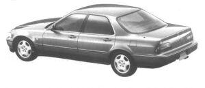 Honda Legend a TOURING 1994 г.