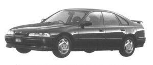 Honda Ascot Innova 2.3Si-Z 1994 г.