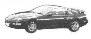 Nissan Fairlady Z VERSION S 2 SEATERS 1994 г.
