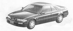 Honda Legend COUPE TYPE B 1991 г.