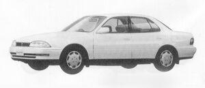 Toyota Camry SEDAN 1800 1991 г.