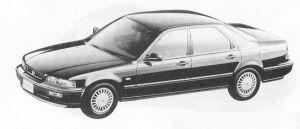 Honda Legend SEDAN TYPE B II 1991 г.
