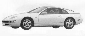 Nissan Fairlady Z 300ZX 1991 г.