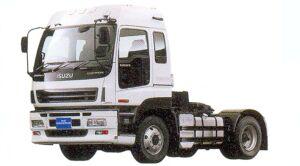 Isuzu Gigamax EXD (4X2) 4bag Air Suspension, Semi-tractor, 338kW (4600PS), Intercooler Turbo 2005 г.