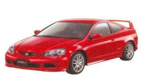 Honda Integra TYPE R 2005 г.