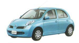 Nissan March 12E 2005 г.