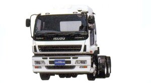 Isuzu Gigamax EXY (6X4) Smoother-G 4bag Air Suspension, Semi-tractor, 338kW (460PS), Intercooler Turbo 2005 г.